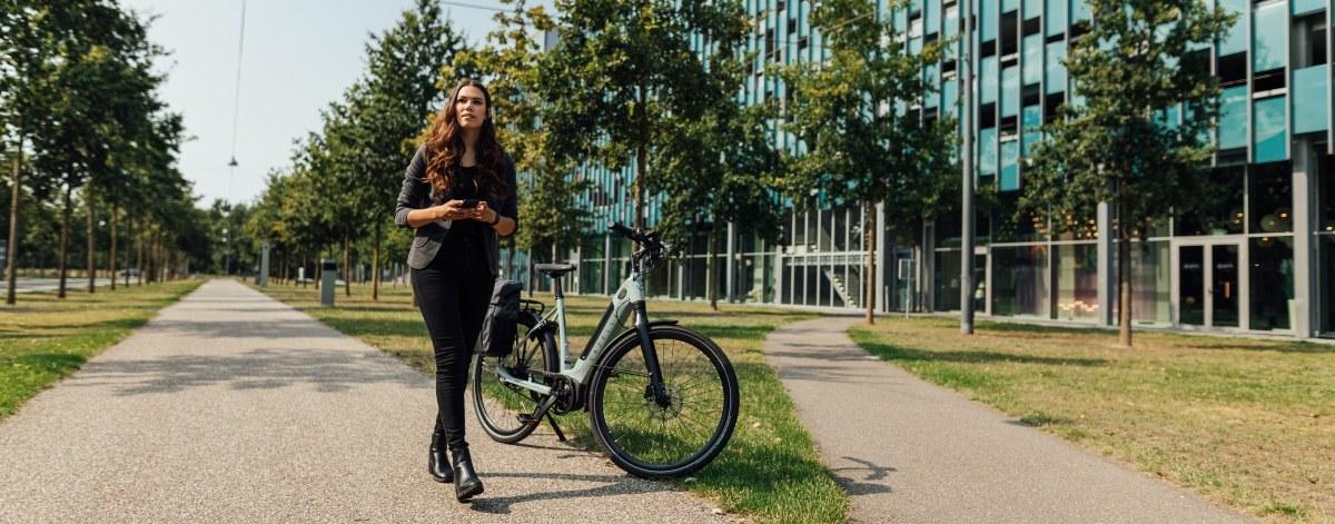 Webinar: een frisse kijk op fietsfaciliteiten voor jouw werknemers