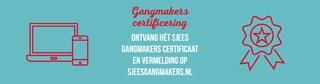 Gangmakers certificering