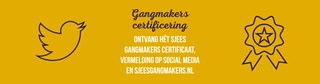Gangmakers certificering
