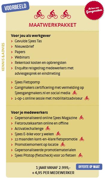 Maatwerkpakket